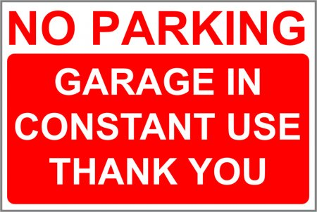 The garage isn't just a place to park your car anymore. Nowadays your garage can serve as a workshop, hobby center, tool storage hub, an area to store unfinished products, and occasionally a .